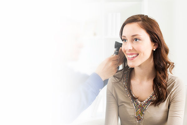 Hearing loss examination